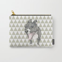 The little dog laughed. Carry-All Pouch