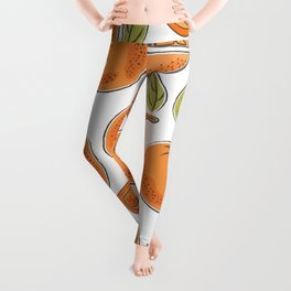 Oranges Leggings