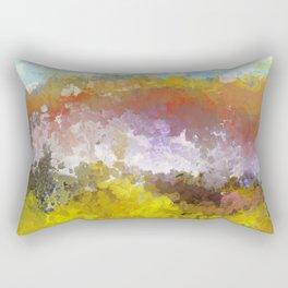 Peaceful Rectangular Pillow