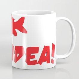 All The Gear No Idea Coffee Mug