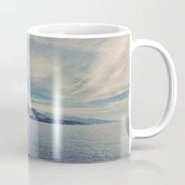 A Monaco View of the French Riviera Coffee Mug