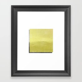 own yourself Framed Art Print