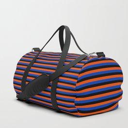 Color Stripe _001 Duffle Bag