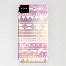Galaxy Tribal iPhone (4, 4s) Slim Case
