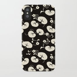 BUDDHAS POND iPhone Case