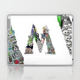 M is for Mack Laptop & iPad Skin