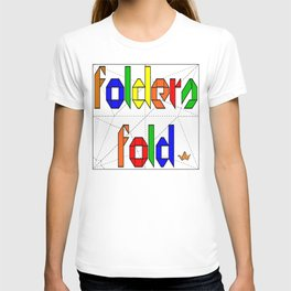 Folders Fold T-shirt