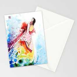 """""""Come with me"""" Stationery Cards"""