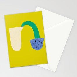 TEA STILL LIFE Stationery Cards