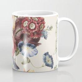 Vintage Botanical No. 3 Coffee Mug