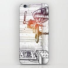 Everyday fun iPhone & iPod Skin