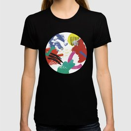 Moden Art- absrc no2 T-shirt