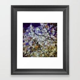 Positive Energy 4 Framed Art Print
