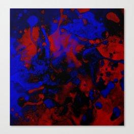 Yin Yang Heaven & Hell Canvas Print