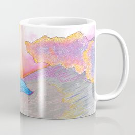 The Sun Begins to Shine Coffee Mug