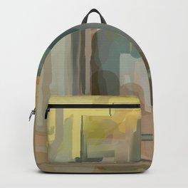 Golden City Backpack