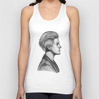 dylan Tank Tops featuring Dylan by Emily Smith (Emzstuff)