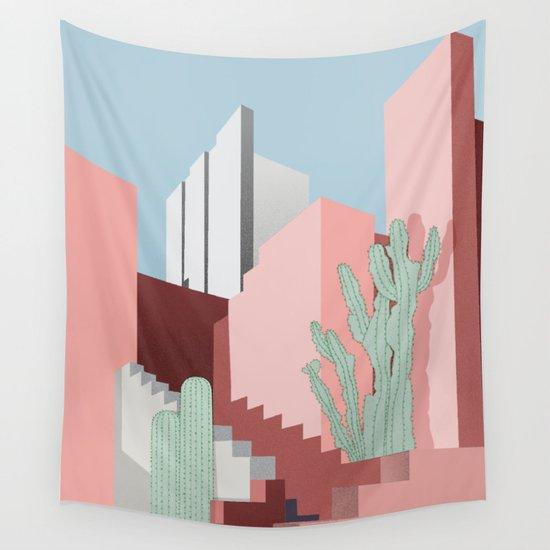 Spain Wall Tapestry