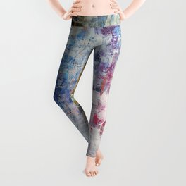 Abstract 193 Leggings