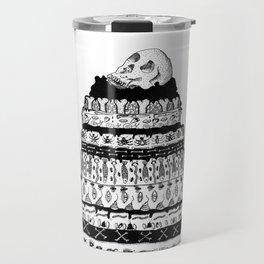 Death Cake Travel Mug