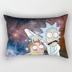 Rick and Morty - Universe Rectangular Pillow