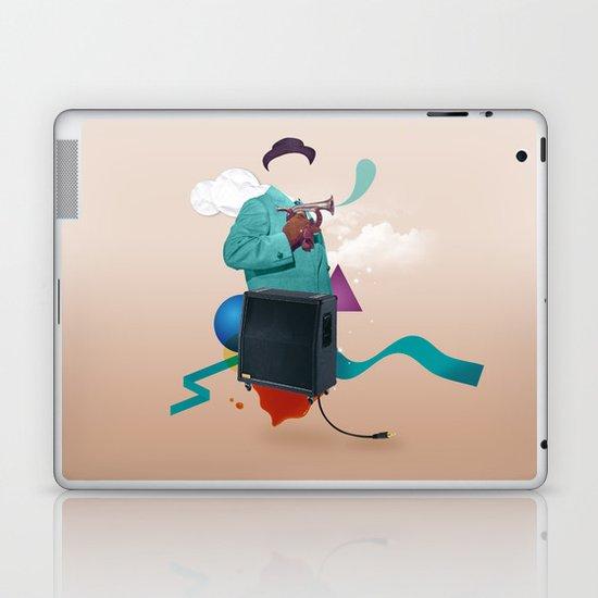 ILOVEMUSIC #2 Laptop & iPad Skin