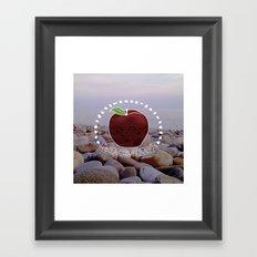 Bracelet Bay Framed Art Print