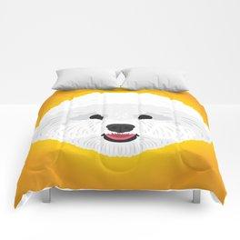 Bichon Frise  Comforters
