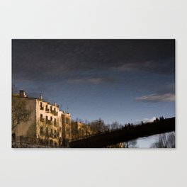 inner world Canvas Print
