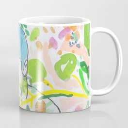 Somewhere In Between Coffee Mug