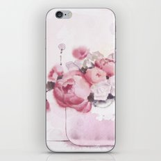 The tender touch iPhone & iPod Skin