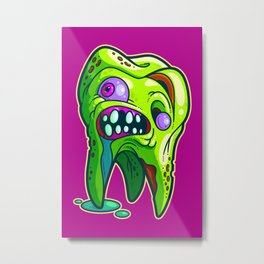 The Hills Have Teeth Metal Print