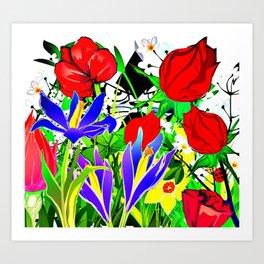 Pattern5173 Art Print
