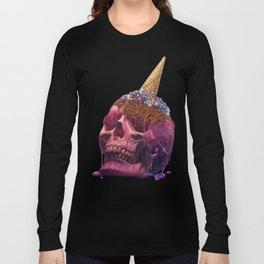 Skull Sherbet Long Sleeve T-shirt