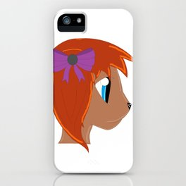 India the Mixed-Breed Canine iPhone Case