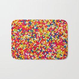 Round Sprinkles Bath Mat