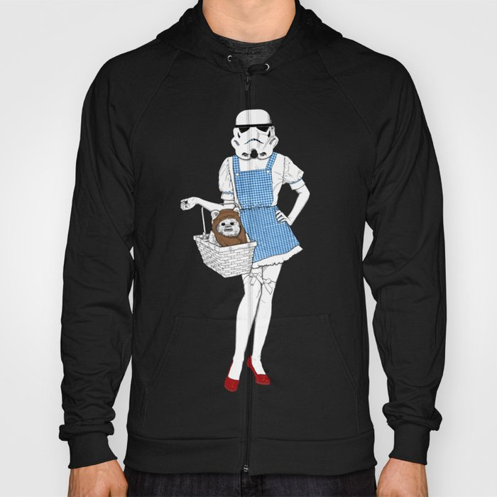 Dorothy trooper Hoody