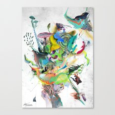 Numb Canvas Print