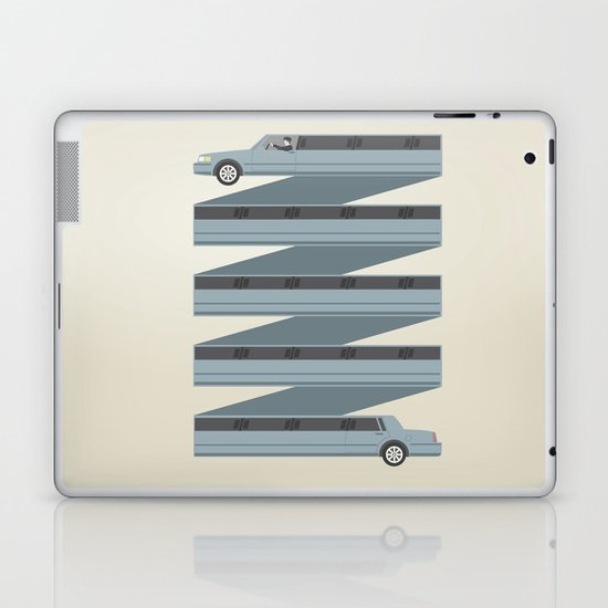 Stretched Out  Laptop & iPad Skin