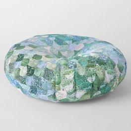 REALLY MERMAID OCEAN LOVE Floor Pillow