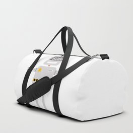 robot technology robotic animation Duffle Bag