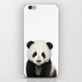 Panda Cub iPhone Skin