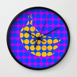 BANANA NO.4 Wall Clock
