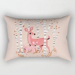 I will keep you safe Rectangular Pillow