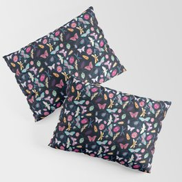 Insect repeat pattern Pillow Sham