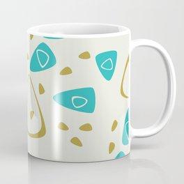 Mid-Century Abstract Coffee Mug