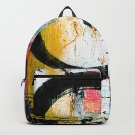 Enso Abstraction No. mm15 Backpack