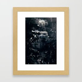 Pale Figure Framed Art Print