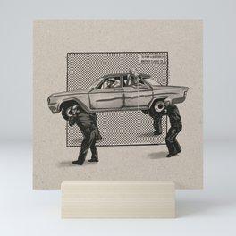 Another classic CD Mini Art Print