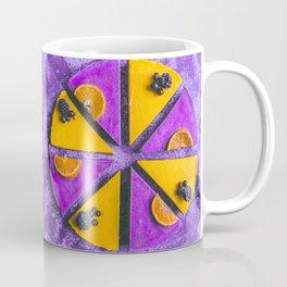 No Bake Vegan Cheescake Coffee Mug